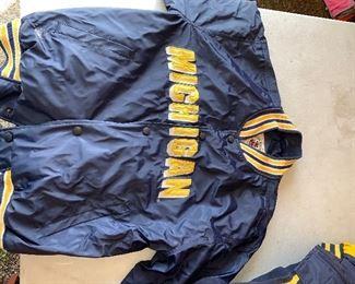 Vintage Michigan jackets