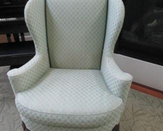 Sherrill Wing Chair Seating