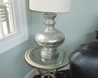 Accent Tables & Lighting