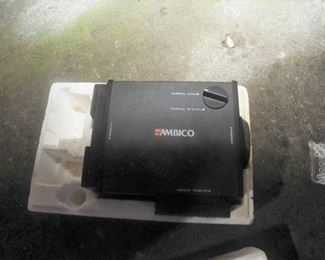 AMBICO Film Slide Projector