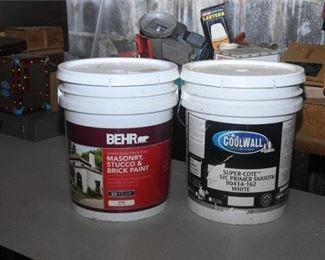 BEHR Paint and COOLWALL Primer