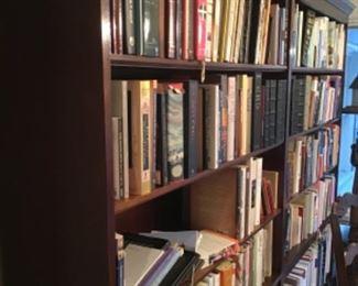 Shelves mahogany 300.00 each