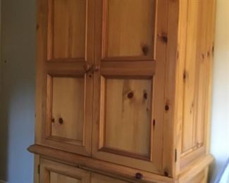 Pine chest $425.