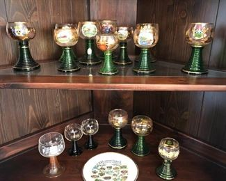 German Glass Collection