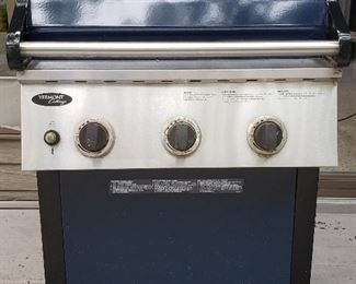 Vermont Castings gas grill
