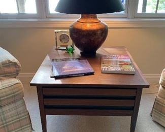 Mid Century Modern End Table by Dillingham