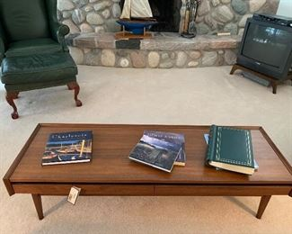 Dillingham MCM Coffee Table
