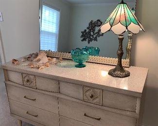 MCM  Dresser with Mirror