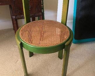 MCM Cane bottom chair