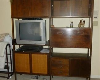 Mid-Century Wall Unit (by Founders, I think)