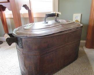 Old Copper Kettle