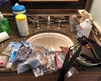 Bathroom essentials