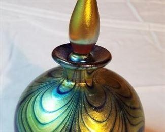 Lundberg Studio Art Glass Perfume V38