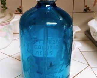 Texas Fizz Soda Bottle
