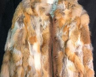 Ladies Fur Coat by Szor-Diener
