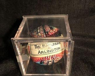 The Ballpark Arlington , TX  Baseball
