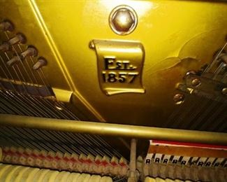 Antique Story & Clark Imperial Repeating Piano