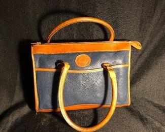 Dooney & Bourke Classic Leather Satchel