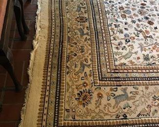 rug corner