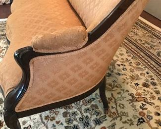 carter divan  side
