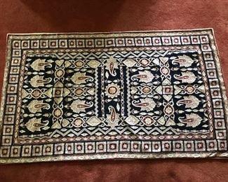 paisley textile