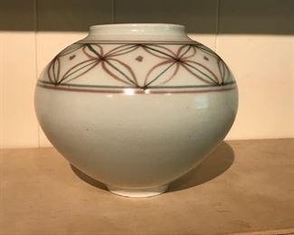 Linda Katz vase