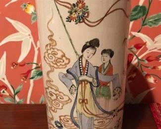 oriental vase 3 pair women