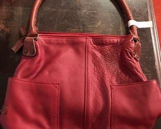 sundance leather purse