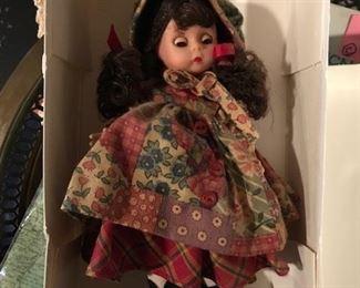 Laura Ingalls Wilder doll