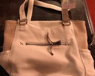 leSak leather purse