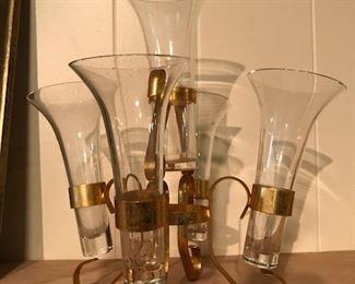 epergne  brass