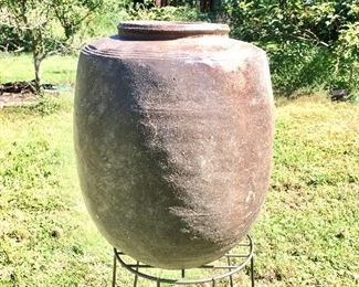 "$160   Large pot for garden 15.25"" H by 11"" W"