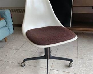 112 Burke International Tulip Style Office Chair