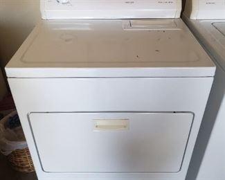 Kenmore 500 series gas dryer