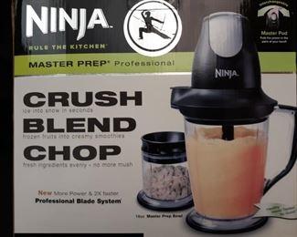 Ninja Master Prep Professional