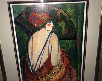 Barbara A. Wood American Contemporary Art