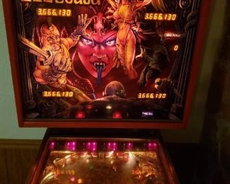 Buy it now $3,250. Or best offer takes.       All beautiful working condition. 1980 bally. STUNNING! CALL RICK 815-590-7021.