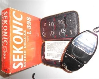 Seconic Light Meter