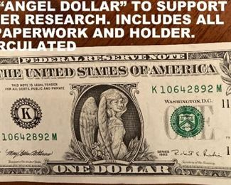 ANGEL DOLLAR