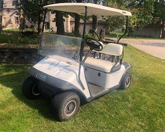 E-Z Go Golf Cart