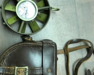 Military case and gauge