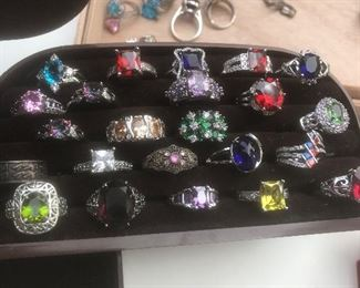 All 925 Sterling silver