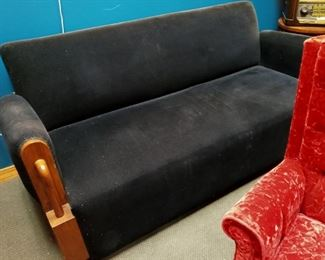 Art Deco Couch