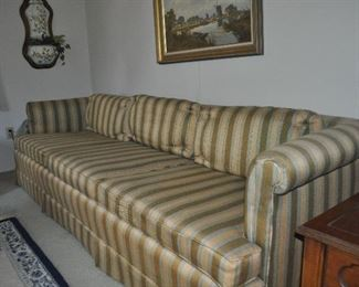 Outstanding  mid-century couch