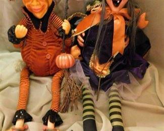 Halloween Dolls (2 ea)