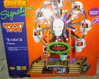 Spooky Town - Wheel of Horror