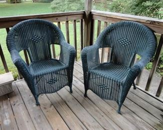 Good Condition/ Kept on a covered porch