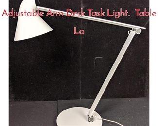 Lot 1087 LOUIS POULSEN Adjustable Arm Desk Task Light. Table La