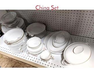 Lot 1522 White ROSENTHAL China Set