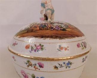 KPM Berlin porcelain large bowl